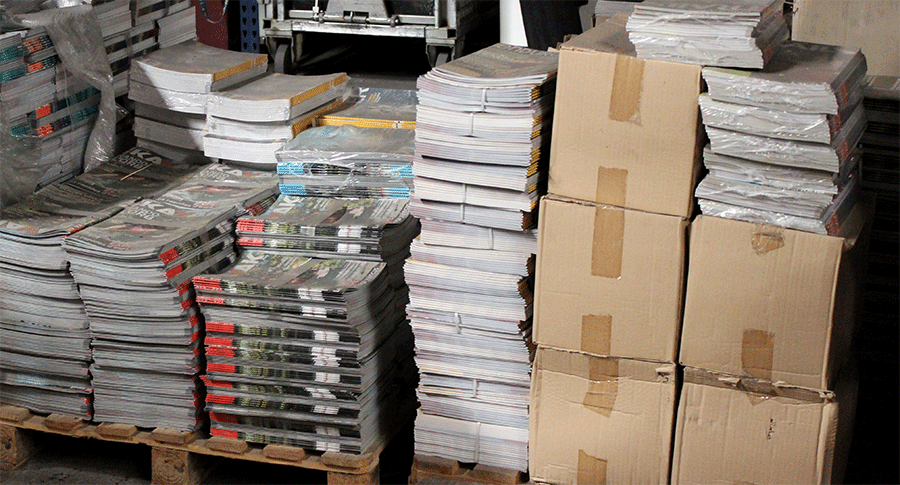 Objets publicitaires - Envoi et stockage Lyon - DS Routage